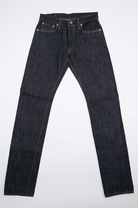 Pure Blue Japan XX-013 14 oz. Slim Tapered - One Wash