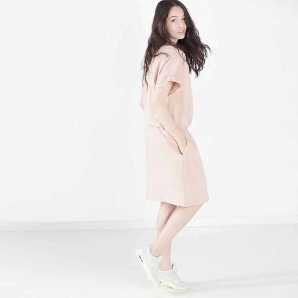 Baserange Short Sleeve Sweat Dress