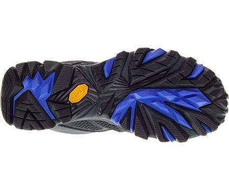 Merrell Moab FST 2 Mid Waterproof - Black/Granite
