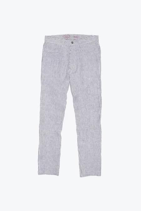 Unisex Alex Crane Cham Pants - Lines