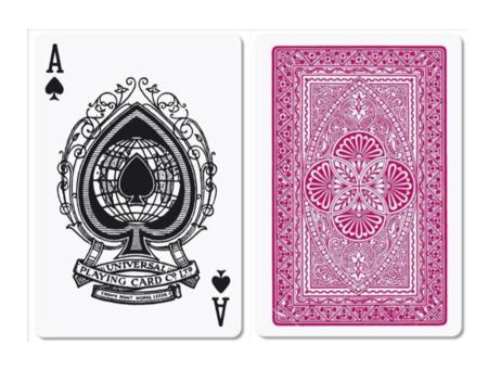 PETEK DESIGN Ace Playing Cards Print Set