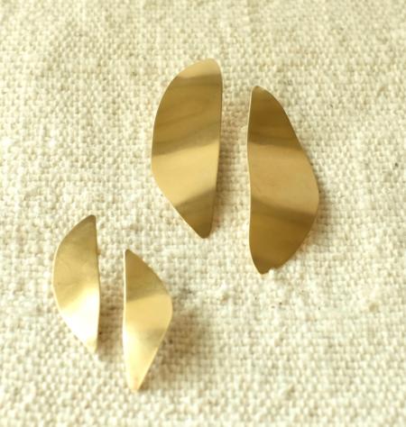 Sarah Safavi Petal Earrings