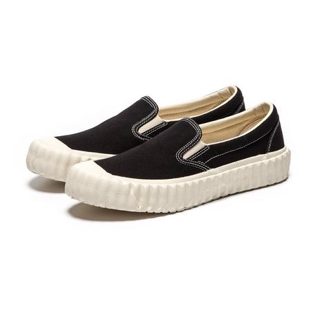 Excelsior Screwman Slip-on Sneakers - Black