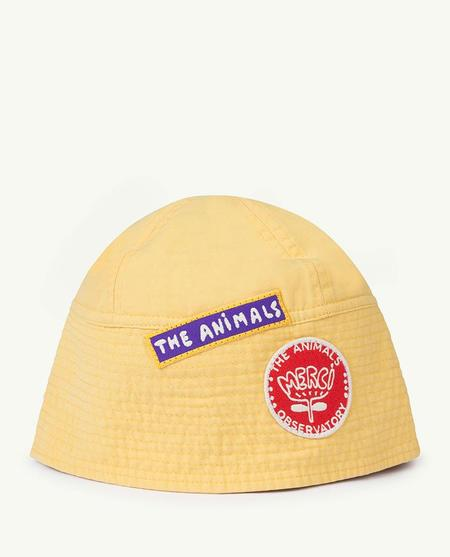 KIDS The Animals Observatory Starfish Hat - Yellow