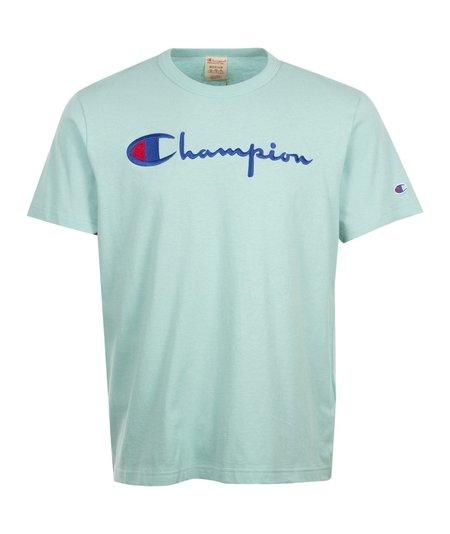 Champion Crewneck T-Shirt - Sky