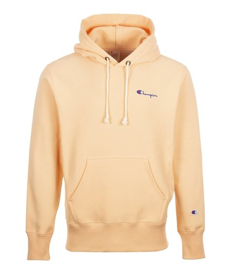 Champion Hooded Sweatshirt - Peach