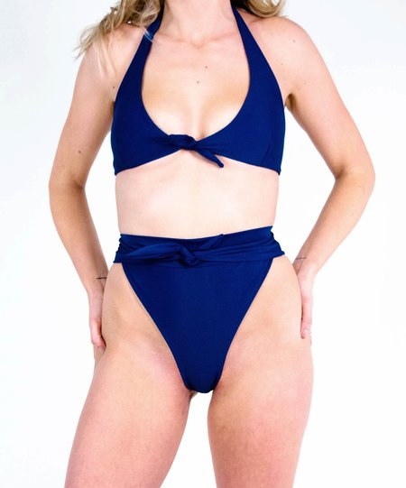 The Saltwater Collective Charlotte Bottom - Navy