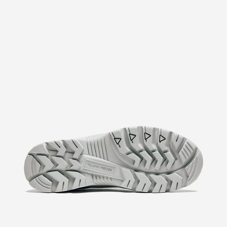 Filling Pieces Trimix - Light Grey