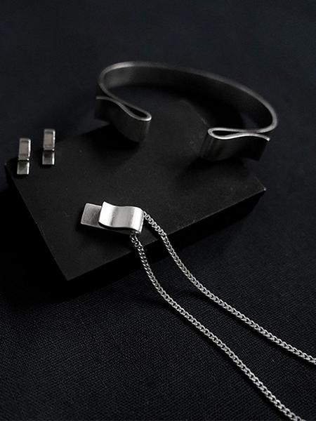 Unisex GOYU Money Clip Cuff Bracelet