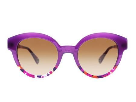 WOOW eyewear Super Sunny 1 Sunglasses - PURPLE