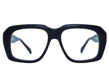 Frame Holland 940 Glasses - MATTE BLACK