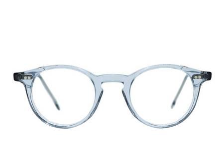 Frame Holland 792 Glasses - TRANSPARENT GREY