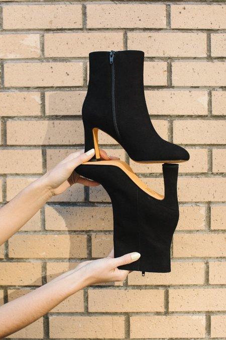 Maryam Nassir Zadeh Suede Venus Boot - Black