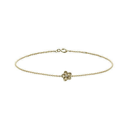 Minor Obsessions SPARKLE FLOWER BRACELET
