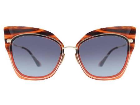 DITA Stormy Sunglasses - ROSE SMOKE/GOLD