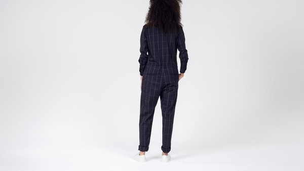 Shades of Grey Coltana Coveralls