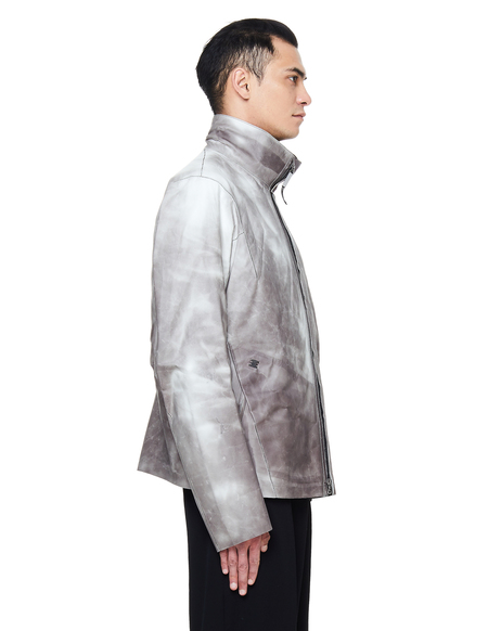 Isaac Sellam Dissident Thermo Reactive Leather Jacket