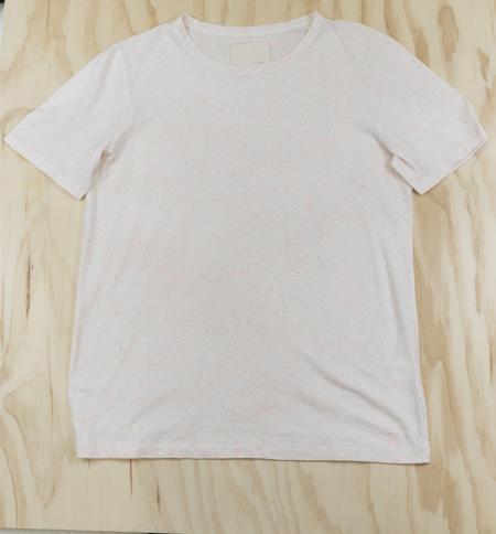 V :: ROOM Short Sleeve Crew Tee - White