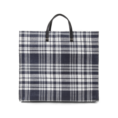 Clare V. Simple Tote in Plaid
