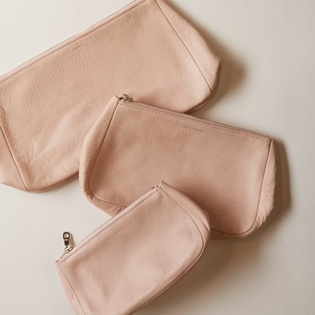Tracey Tanner Small Fatty Pouch - Nude