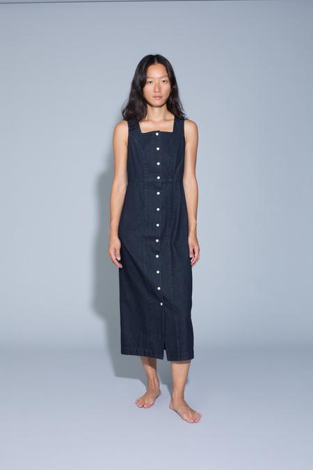Ilana Kohn Ginny Dress in Denim