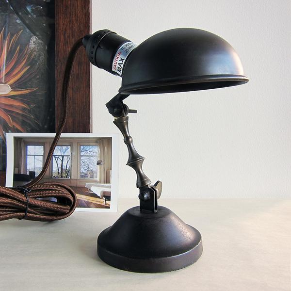 articulated work light