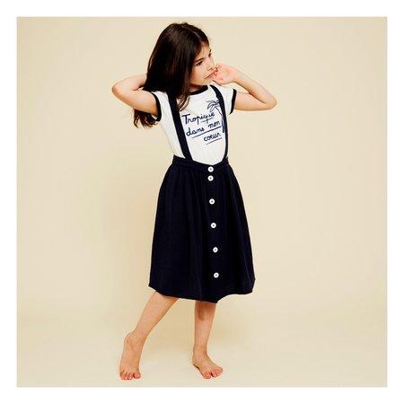 Kids Hundred Pieces Tropique dans Mon Coeur Shirt