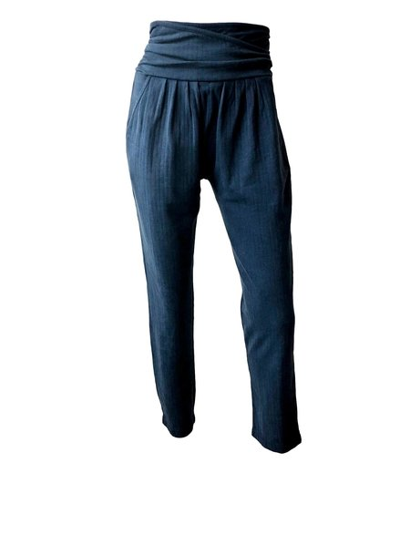 Apiece Apart Parque Pants - Navy