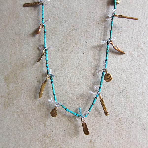 Takara Atlas necklace
