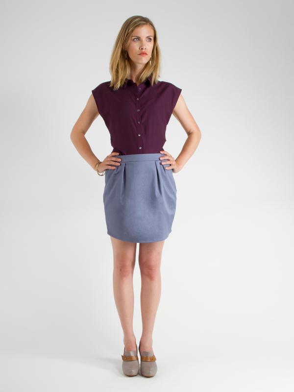 Swords-Smith Stroh Skirt