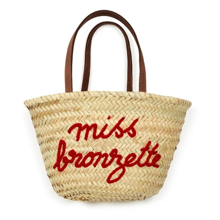 Kids Hundred Pieces Miss Bronzette Basket Bag