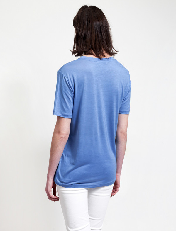 Acne Studios Vista Tencel Bright Blue