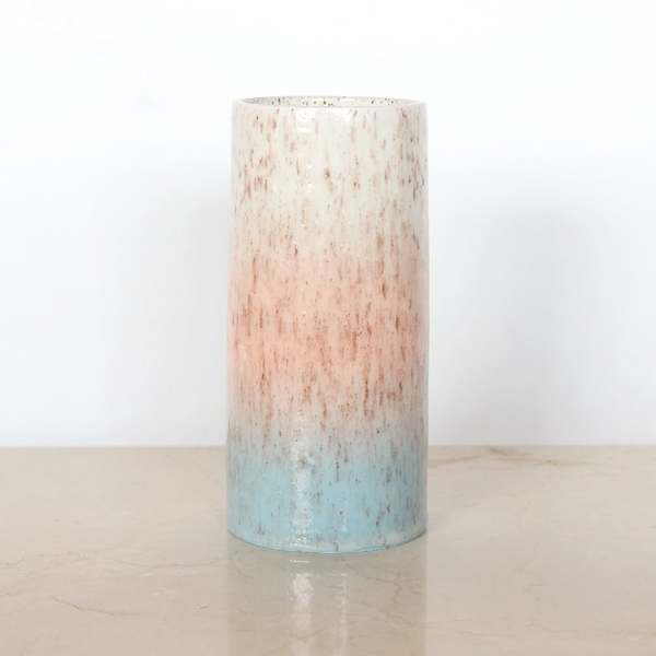 Lindsey Hampton Tall Gradient Vase — #1