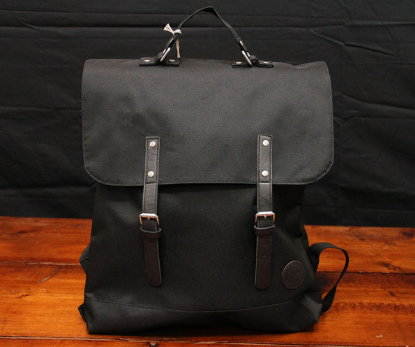 Enter Accessories - Backpack - Solid Black