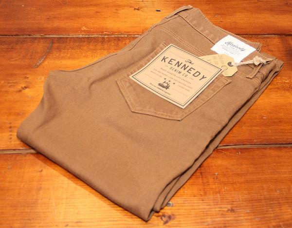 Men's Kennedy Denim - The Garment Dyed Denim
