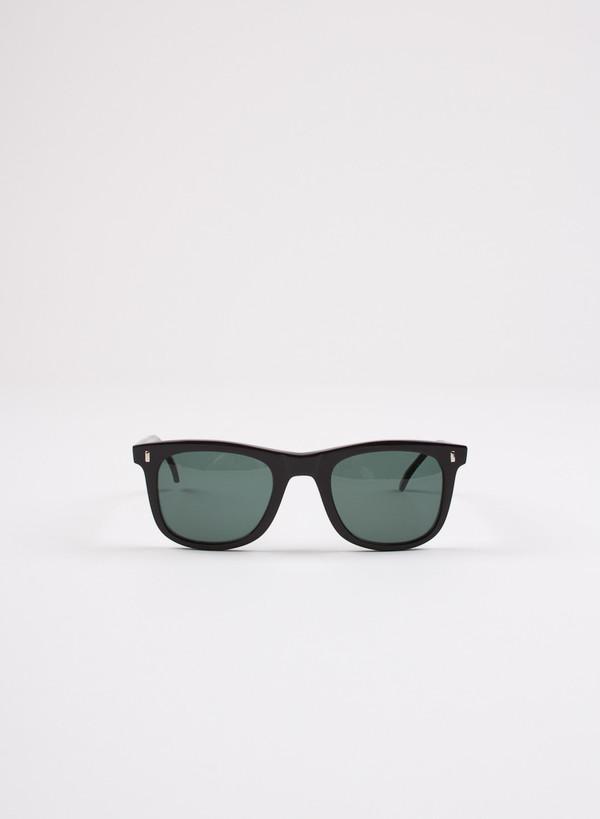 Men's Hentsch Man Phoenix Sunglasses Black