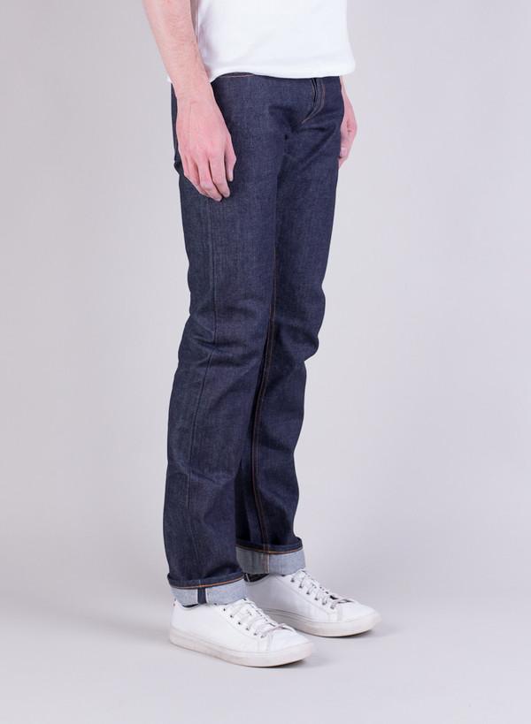 Men's 3Sixteen SL-100X Denim Jeans Indigo