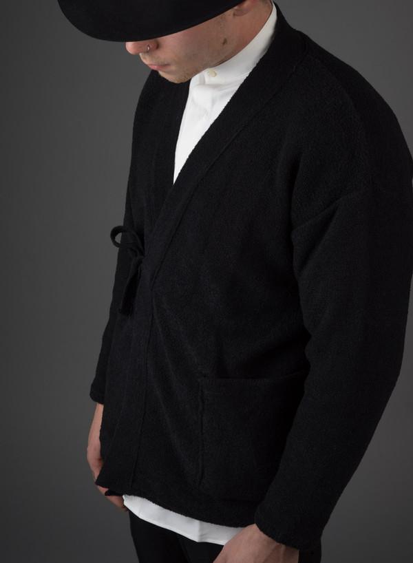 Tovaglia Lace Cardigan Black