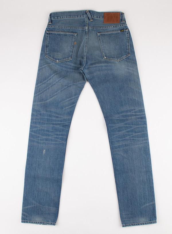Men's Alex Mill Type A Denim Faded Blue