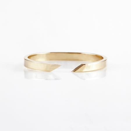 TARA 4779 Oblique Ring No. 1