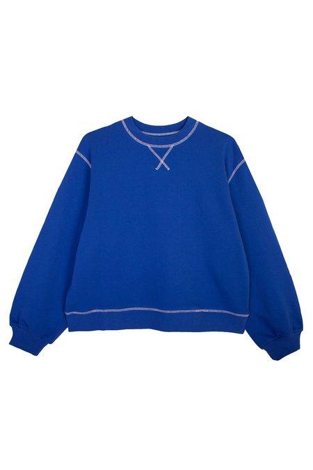 L.F.Markey Thierry Sweatshirt - Cobalt