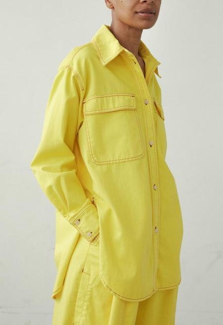 Rachel Comey Supply Shirt - Citron