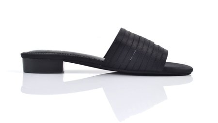 AoverA Mari Sandal - Black