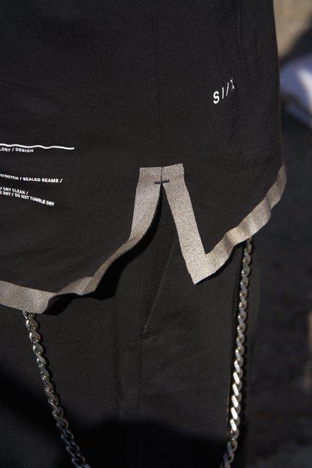 Siki Im SIKI CROSS Running T-Shirt - BLACK