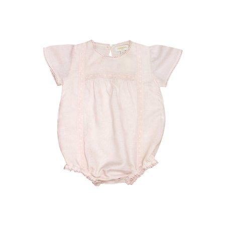 KIDS Moon Paris Faustine Baby Romper - Petal Pink
