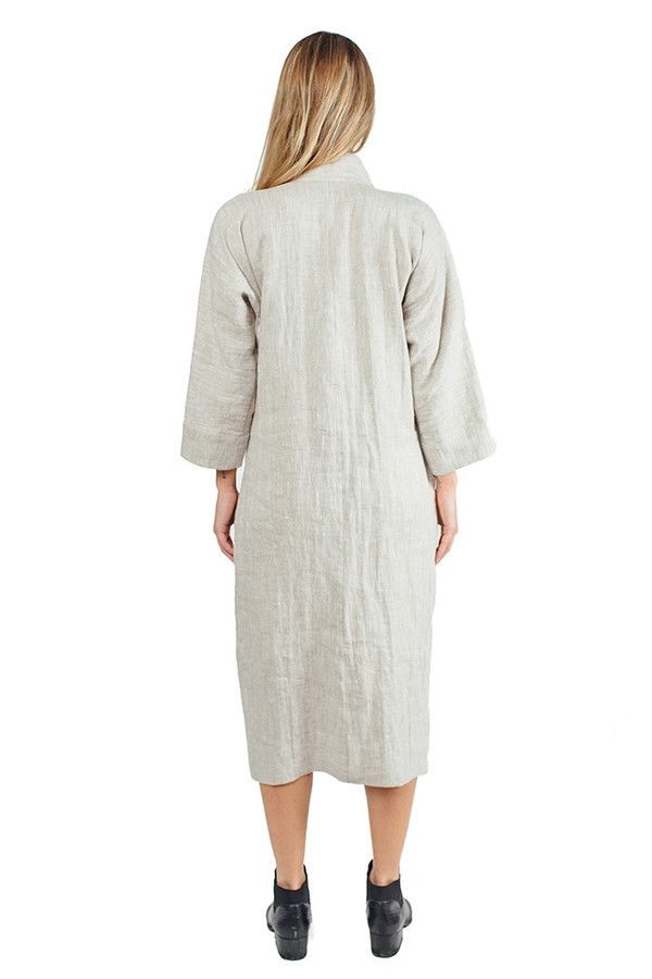 Priory Frock Dress Sand