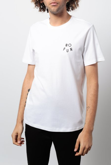 A.P.C. T-Shirt No Fun - Faux Noir