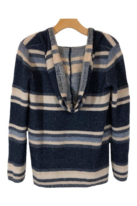 Autumn Cashmere Hoodie Duster