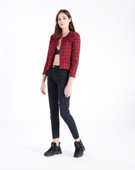 Iro Disco Jacket - Red