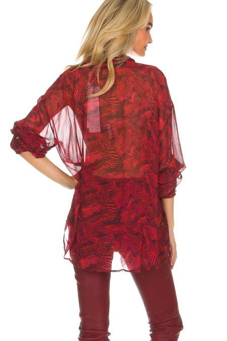 IRO Reason Shirt - Red